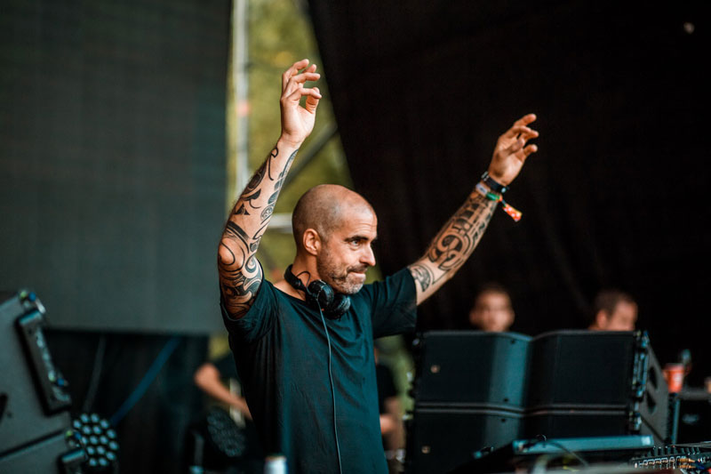 LOVEFEST FIRE: Chris Liebing i DJ Deep nastupaju u Beogradu!