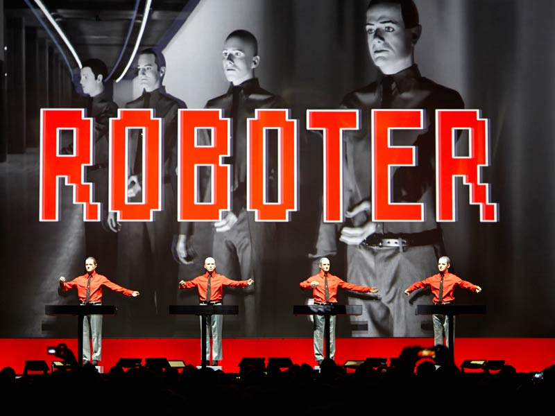 Kraftwerk: Gremi nagrada za najbolji dens album! (VIDEO)