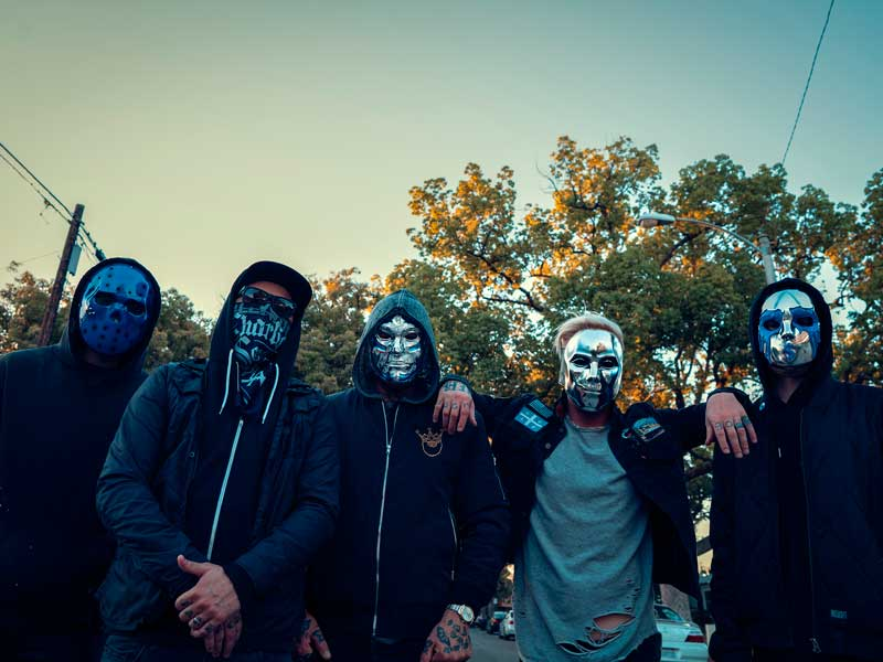 Hollywood Undead u Beogradu 25. juna na bazenima 11. april! (VIDEO)