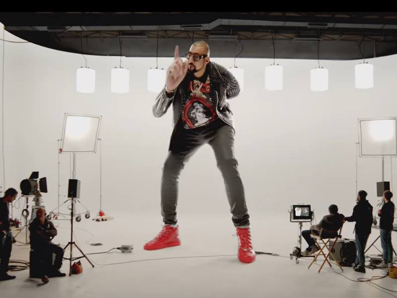 Sean Paul ponovo ruši rekorde novim singlom - Tip On It! (VIDEO)