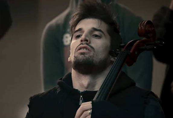 2CELLOS i nova pesma - Eye of the Tiger: Uživo 8. septembra na Kalemegdanu! ..