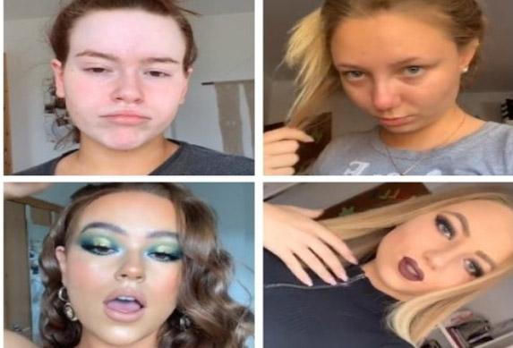 Lažna slika lepote?! Šta sve šminka može da uradi? (VIDEO)