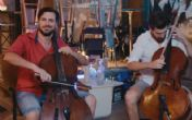 2CELLOS  na Kalemegdanu 8. septembra! (VIDEO)